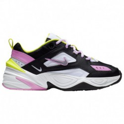 Does Nike Outlet Sell Fake Shoes Nike M2k Tekno - Women's Black/Metallic Silver/pink Rise | MI