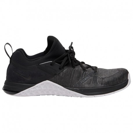 Matt Fraser Metcon 5 For Sale Nike Metcon DSX Flyknit 3 - Men's Black/Black/White/Matte Silver