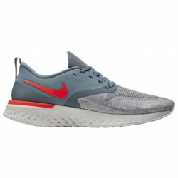 nike odyssey react flyknit 2 grey nike odyssey react thunder grey nike odyssey react 2 flyknit men s armory blue bright crimson