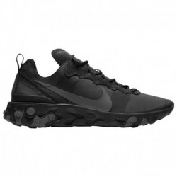 Nike React Element 87 Dark Grey Blue Nike React Element 55 - Men's Black/Dark Grey