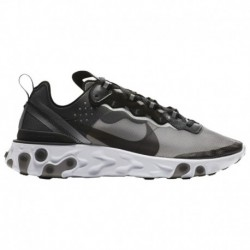 nike react element 55 boys boys nike react element 55 nike react element 87 boys grade school anthracite black