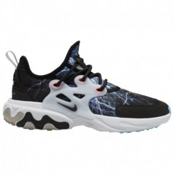 nike react 55 black red nike react black and red nike react presto boys grade school black black habanero red