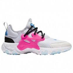 nike react pink blue nike react white pink blue nike react presto boys grade school white hyper pink photo blue
