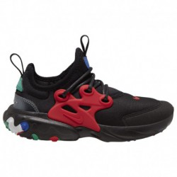 mens nike react presto men nike react presto nike react presto boys preschool black univ red hyperblue