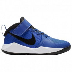 Nike Team Hustle D8 Preschool Nike Hustle D 9 - Boys' Preschool Game Royal/Black/White