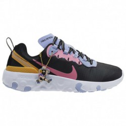 Nike Renew Element 55 Nike Renew Element 55 - Boys' Grade School Black/Magic Flamingo/Light Thistle