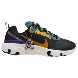Nike Renew Rival Grade School Boys Sneakers Nike Renew Element 55 - Boys' Grade School Black/Pollen Rise/Mineral Teal