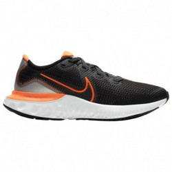 Nike Renew Run GS Nike Renew Run - Boys' Grade School Black/Total Orange/Particle Grey