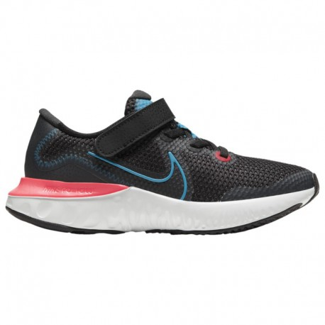 Nike Renew Running Review Nike Renew Run - Boys' Preschool Black/Laser Blue/Laser Crimson