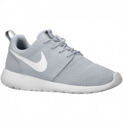 Nike Roshe One Men's Wolf Grey Nike Roshe One - Men's Wolf Grey/White
