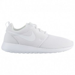 Roshe Run Nike Pas Cher Nike Roshe One - Women's White/White/Pure Platinum | Essentials