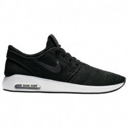 Nike SB Janoski Max Black Anthracite Nike SB Air Max Janoski 2 - Men's Black/Anthracite/White
