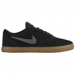 Nike SB Check Solar Gum Nike SB Check Solar - Men's Black/Gum Dark Brown/Anthracite