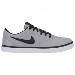 Nike SB Check Solar Grey Black Nike SB Check Solar - Men's Grey/Black/Red