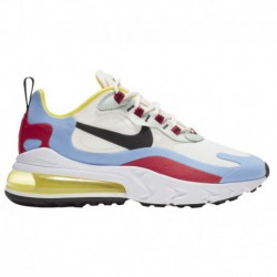 Light Blue Nike Air Max 270 Nike Air Max 270 React - Women's Phantom/Black/Light Blue