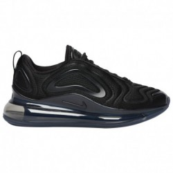 Mens Nike Air Max 720 Black Nike Air Max 720 - Women's Black/Black