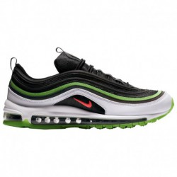 Bright Green Nike Air Max Nike Air Max '97 - Men's Black/Bright Crimson/White/Rage Green | City Pride Dallas / Home