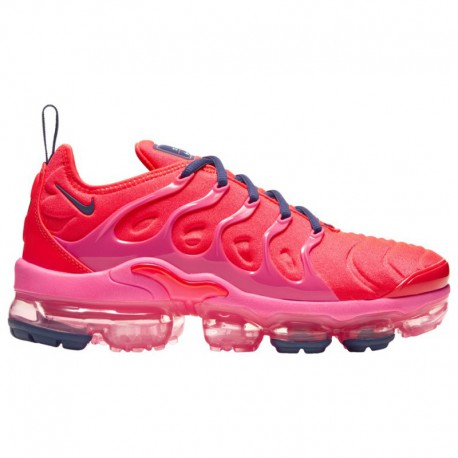 Nike Air Vapormax Plus Pink Nike Air Vapormax Plus - Women's Bright Crimson/Pink Blast/Court Purple