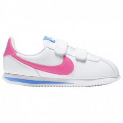 nike cortez hyper pink hyper blue nike cortez nike cortez girls preschool white hyper pink photo blue