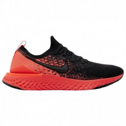 nike epic react flyknit 2 black bright crimson infrared nike epic react crimson nike epic react flyknit 2 men s black black bri