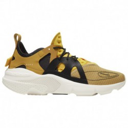 Men's Nike Huarache Type Running Shoes Nike Huarache Type - Men's Gold/Ivory/Sulfur