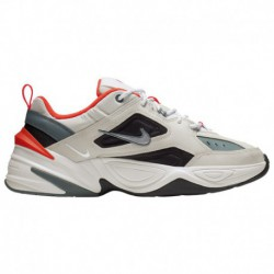 Nike M2k Tekno Light Bone Nike M2k Tekno - Men's Light Bone/Metallic Silver/Turf Orange