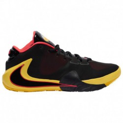 nike zoom freak 1 oreo nike zoom freak 1 basketball nike zoom freak 1 men s antetokounmpo giannis black red orbit opti yellow l