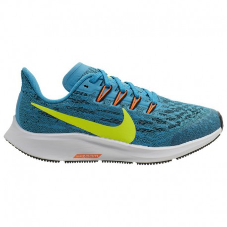 Nike Zoom Pegasus Black Nike Zoom Pegasus 36 - Boys' Grade School Laser Blue/lemon Venom/Black
