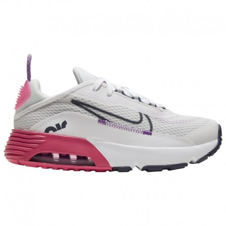 Nike Air Max Watermelon Nike Air Max 2090 - Girls' Preschool Platinum Tint/Blackened Blue/Watermelon