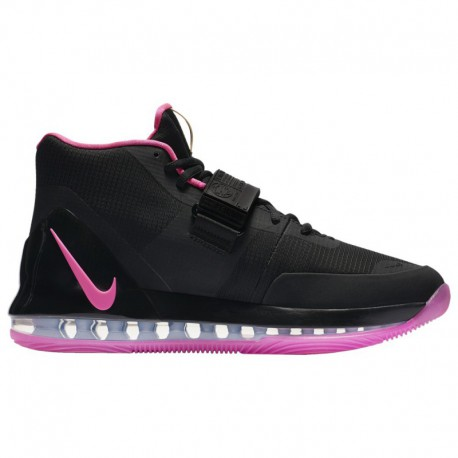 Nike Air Force 1 Chill Out Nike Air Force Max - Men's Black/Pink Blast/Blue Chill/Anthracite