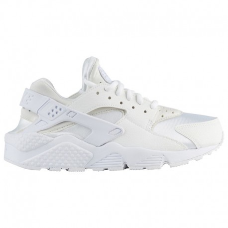 Nike Air Huarache Womens White Nike Air Huarache - Women's White/White | Essentials