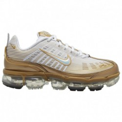 Nike Air Vapormax 97 Metallic Silver Nike Air Vapormax 360 - Men's White/Metallic Gold/Black/Reflect Silver