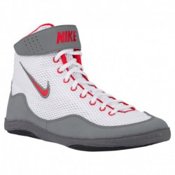 Nike Inflict 2 Grey Nike Inflict 3 - Men's White/University Red/Cool Grey