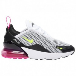 nike air force 270 volt nike air max 270 volt on feet nike air max 270 boys preschool white volt fuschia