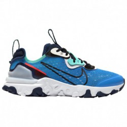 nike react navy blue nike react vision sneaker nike react vision boys grade school photo blue black midnight navy