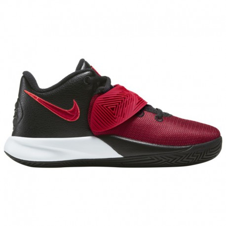 Nike Kyrie Flytrap Kids Nike Kyrie Flytrap III - Boys' Preschool Irving, Kyrie | Black/University Red/True White
