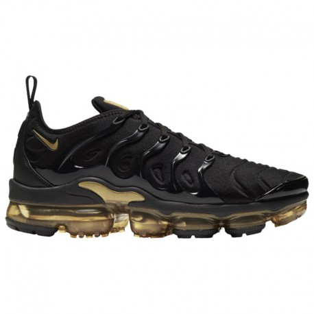 Nike Air Vapormax Plus Black And Gold Nike Air Vapormax Plus - Men's Black/Metallic Gold