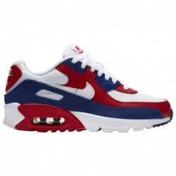 nike air max 1 leather white university red off white nike air max 90 university red nike air max 90 boys grade school white de