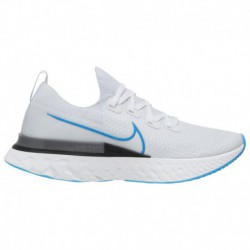 nike react flyknit white nike react infinity run mens nike react infinity run flyknit men s true white photo blue white