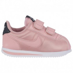 Nike Cortez Toddler Girl Nike Cortez - Girls' Toddler Bleached Coral/Bleached Coral/Black/White