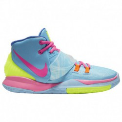 nike kyrie 6 pink nike kyrie 5 pink nike kyrie 6 boys grade school irving kyrie baltic blue hyper pink hyper royal pool party