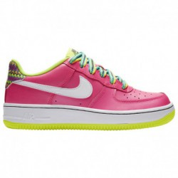 nike air force 1 low off white volt nike air force volt nike air force 1 low boys grade school pink blast white volt