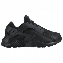 Nike Huarache Run Se Black Nike Huarache Run - Boys' Preschool Black/Black/Black